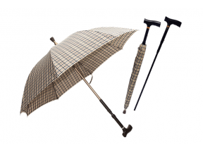 Silver Solutions Umbrella & Cane (1 pc)