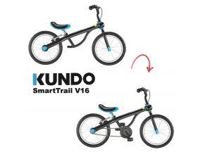 Kundo - SmartTrail 16 convertible Balance + Pedal Bike (1 pc)