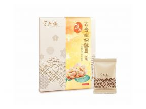 Imperial Bird's Nest Life Concept Snow Fungus Dessert with Lotus Seed, Lily Bulb and Red Fructus (1 box)