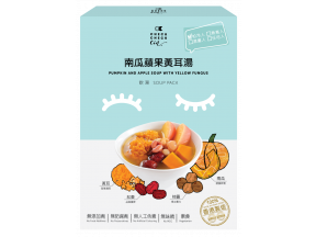 CheckCheckCin Soup Pack- Pumpkin and Apple Soup with Yellow Fungus 350g (1 pc)