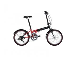 """Tonino Lamborghini 20"""" Folding Bike (1pc)"""