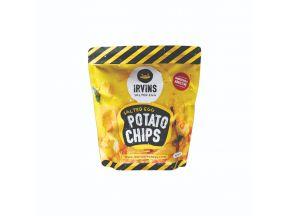 IRVINS - Salted Egg Potato Chips (1 pack)