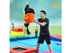 Sta Gymnastics - Kids Gymnastic Lesson (Trial Lesson) (1 person)