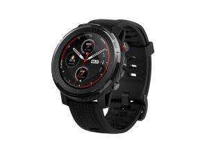 Amazfit Stratos 3 Smart Watch  - Black (1 pc)