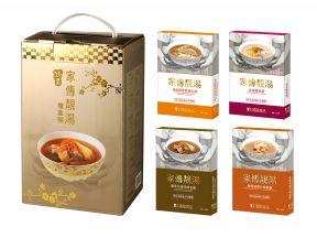 Super Star Soup Combo Gift Set (1 set 4 boxes)