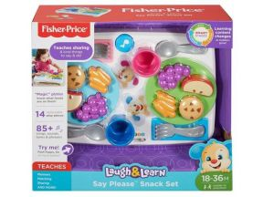 Fisher-Price - Snack Set Sharing Table (1 pc)
