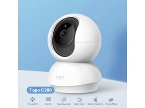 TP-Link Tapo C200 1080p Pan/Tilt Home Security Wi-Fi Camera (1 pc)