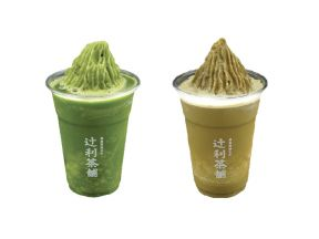 TSUJIRI - Ice Blended (Matcha/Matcha Milk/Houjicha/Red Bean) (choose 1 of 4) (1pc)