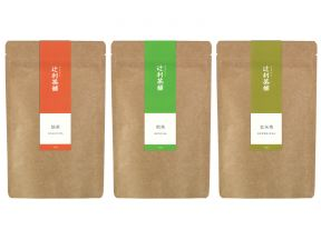 TSUJIRI - Tea (Sencha / Houjicha/ Genmaicha) (choose 1 of 3) (1 pc)
