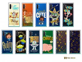 Toy Story 4 Phone Case (Gold series) (For Samsung Galaxy Note10 / Note10+) (1 pc)