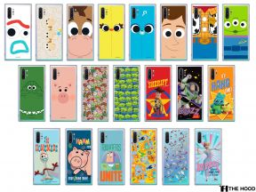 Toy Story 4 Phone Case (For Samsung Galaxy Note10 / Note10+) (1 pc)