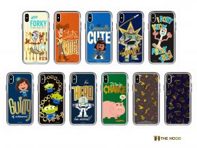 Toy Story 4 Phone Case (Gold series) (For iPhone X / XS / XS Max / XR) (1 pc)