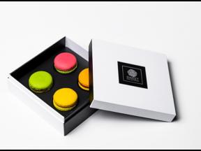 Sweet Fashion House - Macaron Gift Set (4 pcs) (1 box)
