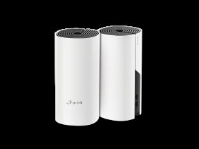 TP-Link Deco M4 AC1200 Whole Home Mesh Wi-Fi System (2 pcs)