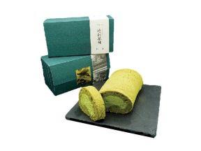 TSUJIRI –  Matcha Roll Cake (1 box)