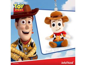 Infothink Toy Story Series Plush Doll Bluetooth Speaker (1 pc)