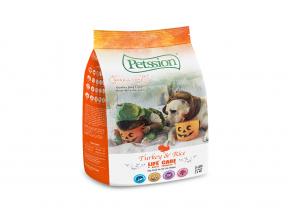 PETSSION Life Care - Turkey & Rice for Dog 5 lbs (1 bag)