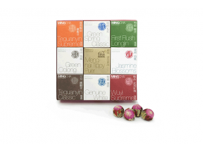 Premium Chinese Tea Gift Set by MingCha (1 set)