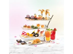 "V bar & lounge of Regal Kowloon Hotel – ""Fruit and Flower Blossom"" Afternoon Tea Set (for 2 persons) (1 set)"