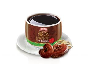 Hung Fook Tong - Lucid Ganoderma Tortoise Plastron Jelly for Clearing Heat Coupon (10pcs/ set)
