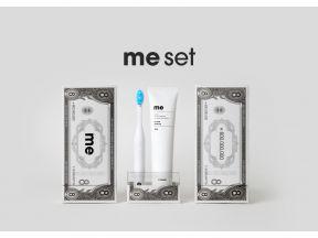 E:FLASH me Blue LED Whitening Teeth Toothbrush Set (1 set)