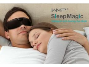 WMP SleepMagic Intelligent Anti-Snoring Eye Mask (1 pc)