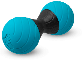 Yoggi Ball Dual Point Roller (1 pc)
