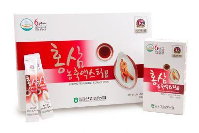 Nam Pei Hong Hongsam Red Ginseng (Extract Stick) 10ml (30 sticks/box)