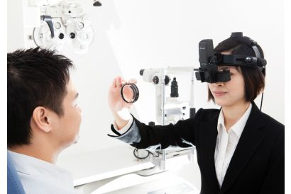 PolyVision Diabetes Eye Examination (1 time)