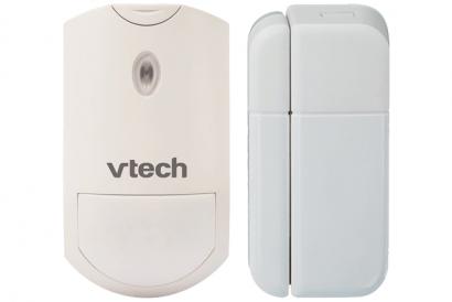 """""""Home Safety"""" Set VTech VSMART Contact Sensor and VTech VSMART Motion Sensor (1 pc per item)"""