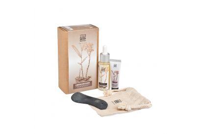 Ztore - The Preface - Ginger Warming Massage & Scraping Box Set (1 set)