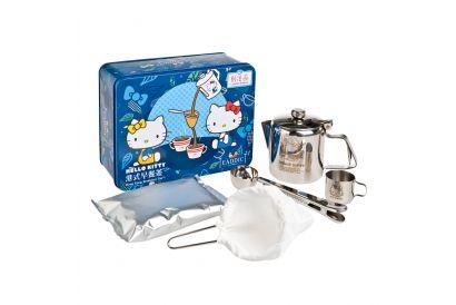 Ztore - Teaddict - Sanrio Small Parcel DIY Set- Hong Kong Breakfast Tea (Hello Kitty) (1 set)