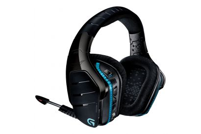 Logitech G933 Artemis Spectrum Wireless DTS 7.1 Surround Sound Gaming Headset (1pc)