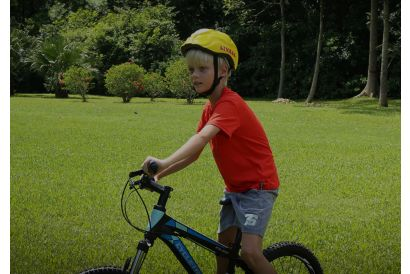 LIVALL - Kids Helmet KS2  (Yellow) (1pc)