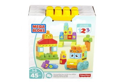 Fisher-Price - 123 COUNTING BUS (1 pc)