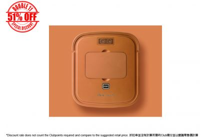 [11.11] JNC TEENY TINY ROBOT VACUUM CLEANER (1 pc)
