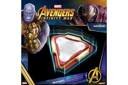 Avengers Wireless Charging Pad (1pc)