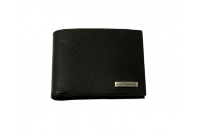 S.T. Dupont ALG Leather Billfold with Detachable Compartment Wallet (1pc)