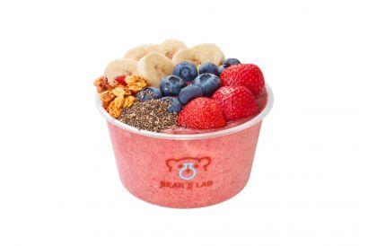 Bear's Lab Smoothie Bowl (5 flavour) (1 bowl)