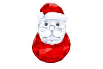 Swarovski Rocking Santa (1pc)