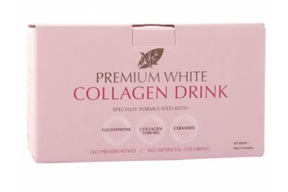 Premium White Collagen Drink (1 box)