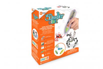 3Doodler Start STEM series Make Your Own HEXBUG® Creature 3D Printing Pen Set (1 pc)