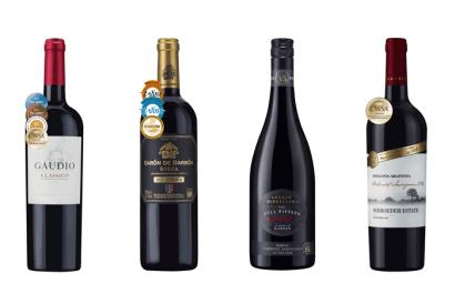 Laithwaites Direct Wines - 4-bottle International Reds Collection