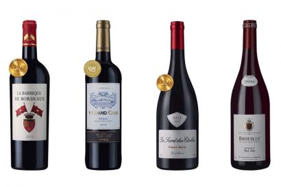 Laithwaites Direct Wines - 4-bottle Premium French Showcase