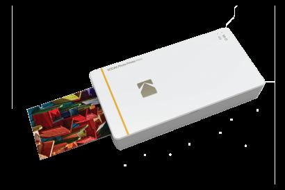 Kodak Photo Printer Mini PM-210W (White) (1pc)