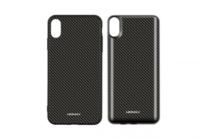 MOMAX Q.Power Pack Magnetic Wireless Charging Case 6000mAh (For iPhone XS Max) (1 pc)