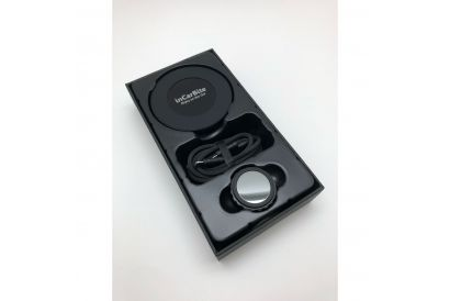 HKTDC Design Gallery - inCarBite Patented Bentley Magnetic Qi Wireless Car Charger (1pc)