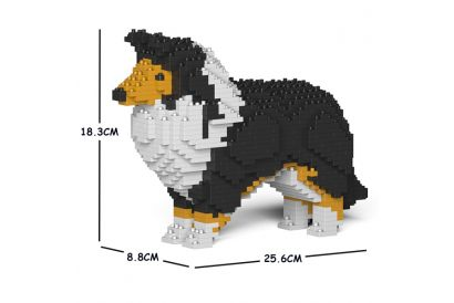 HKTDC Design Gallery - Jekca Dog Sculptures (Shetland Sheepdog) (1pc)