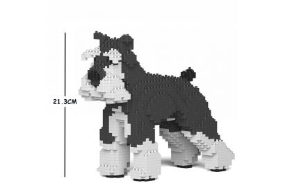 HKTDC Design Gallery - Jekca Dog Sculptures (Standard Schnauzer) (1pc)