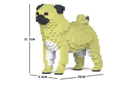 HKTDC Design Gallery - Jekca Dog Sculptures Pug (1pc)